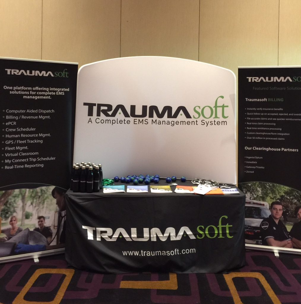 traumasoft booth